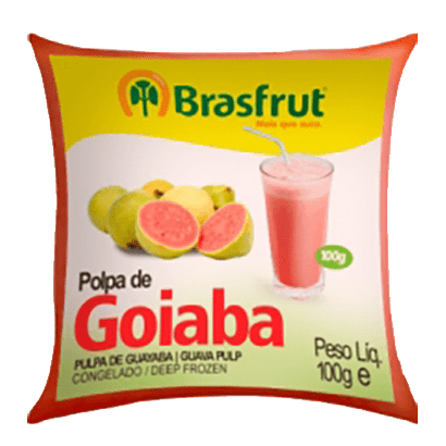 Polpa de Goiaba