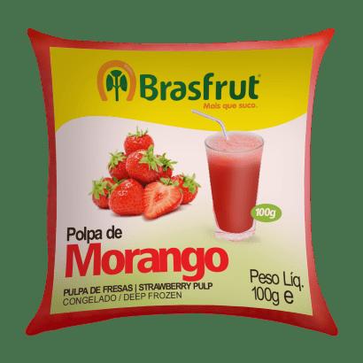 Polpa de Morango
